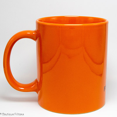 MUG orange Filitosa IX côté