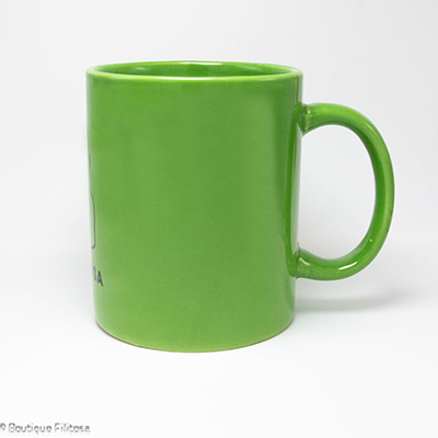 MUG vert Filitosa IX côté